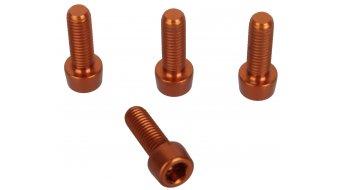 Tune M5x15 内六角-水瓶架螺丝 橙色 (4个)