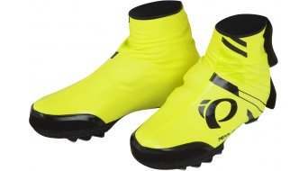 Pearl Izumi P.R.sin. Barrier WXB cubrezapatillas MTB Shoe Cover screaming amarillo