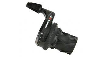 SRAM X0 Grip Shift forgatható markolat váltókar sebességes fekete