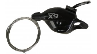 SRAM X9 Zero-Loss Trigger maneta de cambio grey
