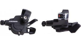 SRAM X3 ESP Trigger maneta de cambio juego 3x7-velocidades (Mod. 2010)