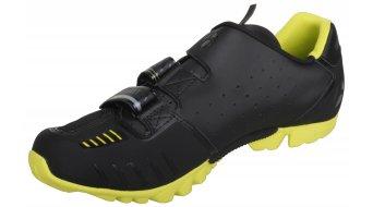 Bontrager Rhythm Schuhe MTB-Schuhe Gr. 40 black/visibility yellow
