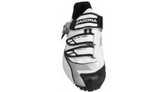 Diadora X-Trail 2 MTB-Schuhe Gr. 39 weiß/schwarz Mod. 2011