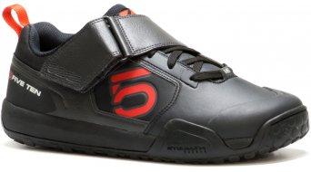 Five Ten Impact VXi clip less chaussures VTT taille 42.0 (UK8.0) team black Mod. 2014- objet de démonstration- ungleiches paire gauche 42/droit 44