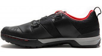 Five Ten Kestrel SPD zapatillas MTB-zapatillas tamaño 37.0 (UK4.0) team negro Mod. 2016