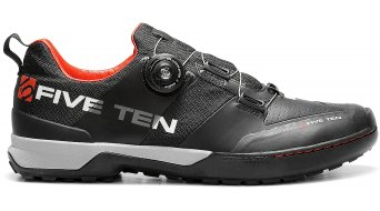 Five Ten Kestrel zapatillas MTB-zapatillas tamaño 37.0 (UK4.0) team negro Mod. 2016