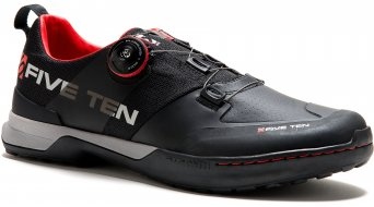 Five Ten Kestrel scarpe SPD scarpe da MTB . team black mod. 2016