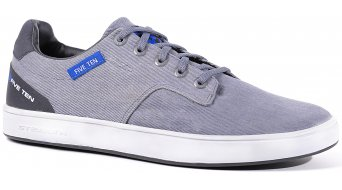 Five Ten Sleuth Canvas zapatillas MTB-zapatillas grey/azul Mod. 2016