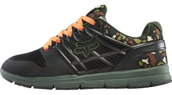 Fox Motion Elite 2 zapatillas tamaño 42.5 (US9) negro camo