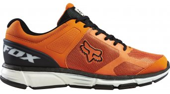 FOX Podium scarpe mis. 44.5 (US10.5) arancione/black