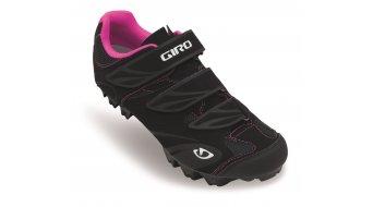 Giro Riela MTB-zapatillas Señoras-zapatillas tamaño 43 negro/rhodamine rojo Mod. 2015