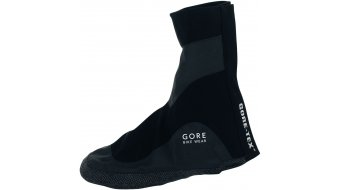 GORE Bike Wear Road cubrezapatillas bici carretera Gore-Tex negro