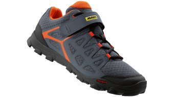 Mavic Crossride Cross-Mountain- scarpe . grey/george arancione-x/black