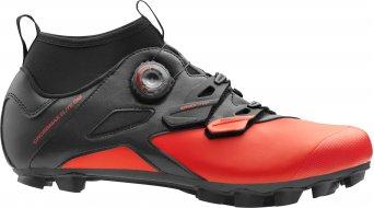 Mavic Crossmax Elite CM 秋冬款 MTB(山地)-鞋 型号 black/fiery red