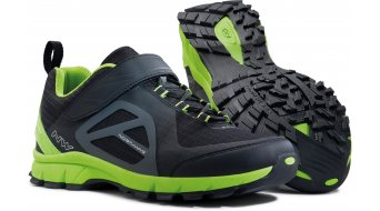 Northwave Escape Evo All Mountain MTB zapatillas tamaño 42 negro/verde