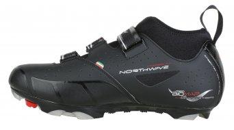 Northwave martillo CX MTB zapatillas tamaño 38 color apagado negro
