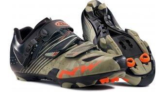 Northwave martillo SRS MTB zapatillas tamaño 38 camo/negro