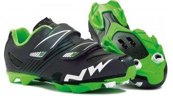 Northwave martillo Junior MTB zapatillas niños-zapatillas color apagado negro
