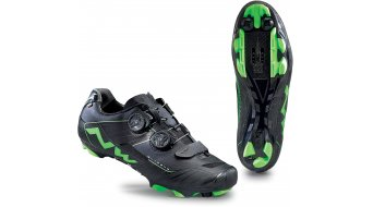 Northwave Extreme XCM MTB Schuhe Gr. 38 black/green fluo