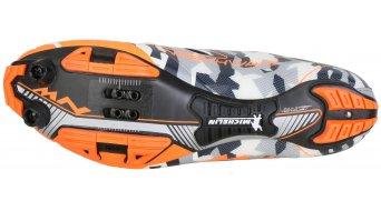 Northwave Extreme XC scarpe da MTB mis. 36 camo/arancione