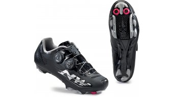 Northwave Blaze Plus MTB Schuhe Damen-Schuhe black/silver