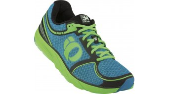Pearl Izumi EM Road M 3 Laufchaussures hommes-Laufchaussures taille 45 (US10.5) blue/electric green