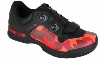 Specialized 2FO Cliplite LTD Schuhe MTB-Schuhe black/red camo - Limited Edition