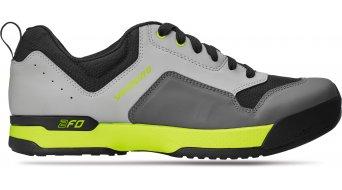Specialized 2FO Cliplite Lace MTB-Schuhe grey/hyper green Mod. 2018