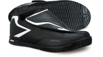 Shimano SH-AM41 Flatpedal zapatillas All Mountain MTB-zapatillas negro(-a)/blanco(-a)