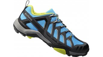 Shimano SH-MT34B SPD zapatillas Mountain-Touring MTB-zapatillas azul