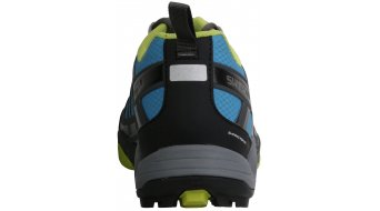 Shimano SH-MT34B SPD zapatillas Mountain-Touring MTB-zapatillas tamaño 36 azul