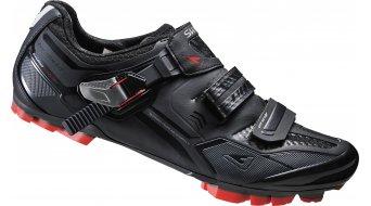 Shimano SH-XC70L SPD Schuhe MTB-Schuhe breit schwarz