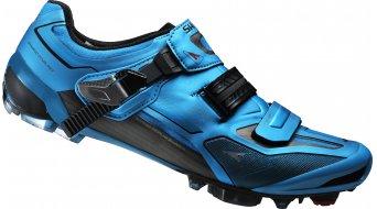 Shimano SH-XC90B SPD Schuhe MTB-Schuhe blau