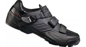 Shimano SH-M163L SPD zapatillas MTB-zapatillas negro(-a)