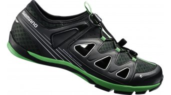 Shimano SH-CT46 ClickR zapatillas Country-Touring MTB-zapatillas negro(-a)