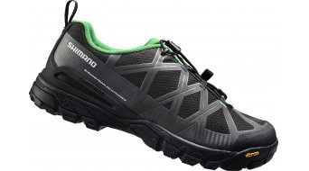 Shimano SH-MT54L SPD zapatillas Mountain-Touring MTB-zapatillas negro(-a)