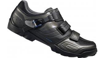Shimano SH-M089L SPD scarpe da MTB . largo nero