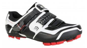 Shimano SH-XC61W SPD zapatillas MTB-zapatillas blanco/negro