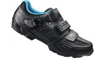 Shimano SH-WM64L SPD Señoras zapatillas MTB-zapatillas negro(-a)