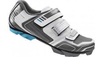 Shimano SH-WM53W SPD Señoras zapatillas MTB-zapatillas blanco(-a)