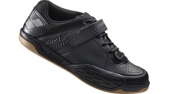 Shimano SH-AM5L SPD scarpe All Mountain scarpe da MTB . nero