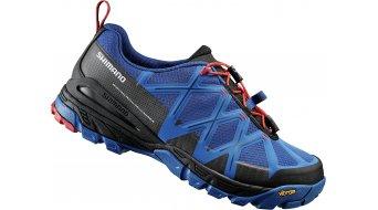 Shimano SH-MT54U SPD chaussures Mountain-chaussures de randonnée taille bleu