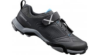 Shimano SH-MT5L SPD scarpe Mountain-Touring- scarpe . nero
