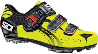 Sidi Eagle 5 Fit Herren MTB Schuhe black/yellow fluo Mod. 2016