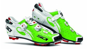 Sidi Drako carbono SRS Vernice Caballeros MTB zapatillas Mod. 2016