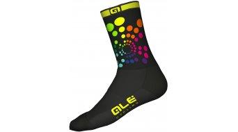 Alé Colors 骑行袜 16厘米 型号 black/multicolor