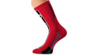 Assos Intermediate S7 Socken Gr. 35-38 (0) redSwiss