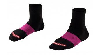 Bontrager Race 2.5cm Socken (US) sorbet