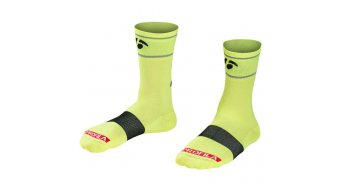 Bontrager Halo 13cm Socken visibility yellow
