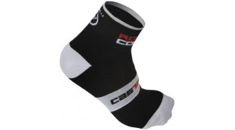 Castelli Rossocorsa 6 chaussettes hommes-chaussettes taille